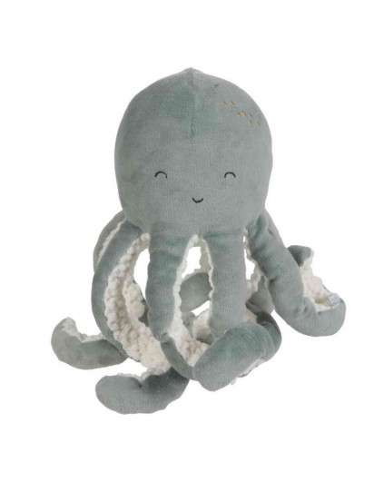 Peluche Pulpo grande Ocean Little Dutch