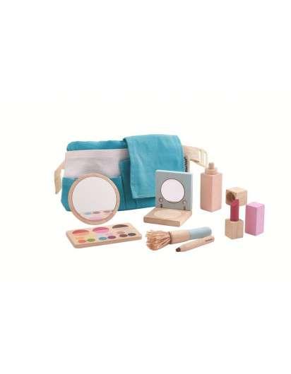 Set de Maquillaje de Madera PLANTOYS