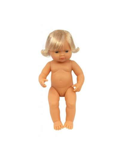 Muñeca Europeo | Candidas Dolls