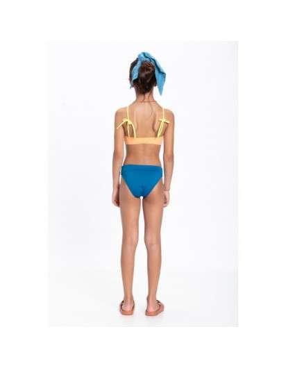 Bikini PiuPiuchick Tricolor Niña