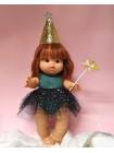 Disfraz Hada Gordi Ropa hecha a medida 34 cm | Candidas Dolls