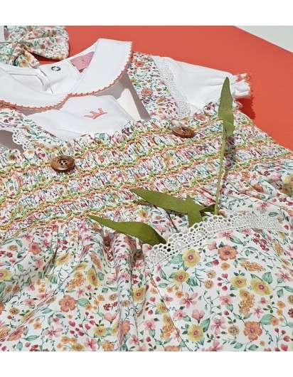 Conjunto Pichi Yvonne Eva Castro con Camiseta Niña